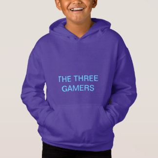 the three gamers shirt for kids 5-9