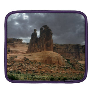 The Three Gossips Arches National Park iPad Sleeve