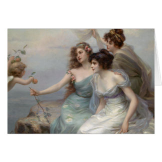 The Three Graces Card