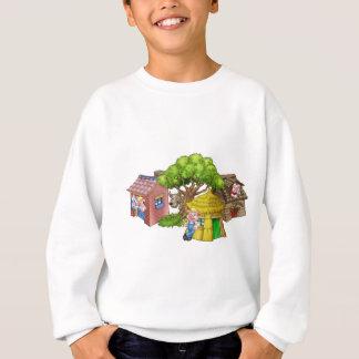 The Three Little Pigs Fairytale Sweatshirt