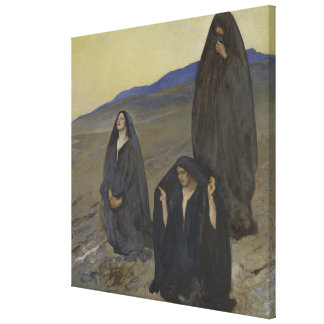 The Three Marys Canvas Print