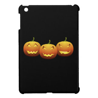 The Three Pumpkins iPad Mini Covers
