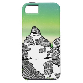 The three sisters BLUE MOUNTAINS AUSTRALIIA iPhone 5 Case