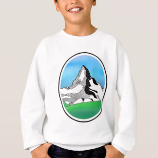The three sisters BLUE MOUNTAINS AUSTRALIIA Sweatshirt