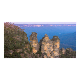 The Three Sisters, Blue Mountains, New South Wales Card
