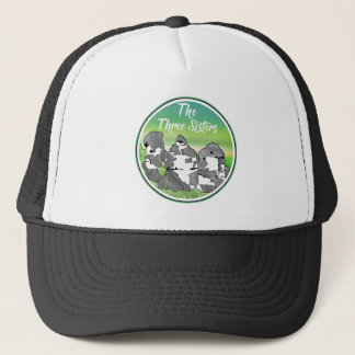 The three sisters Iconic Australian Place Trucker Hat