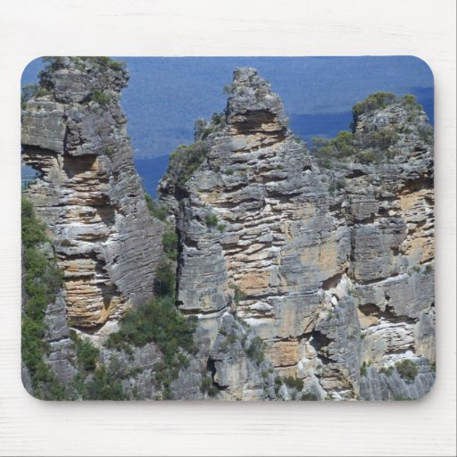 The Three Sisters Mousepad