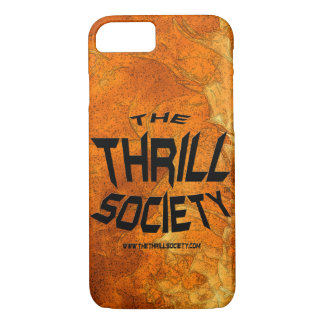 The Thrill Society Logo Squeezed Design iPhone 8/7 Case