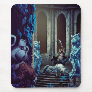 The Throne of Frost Mouse Pad