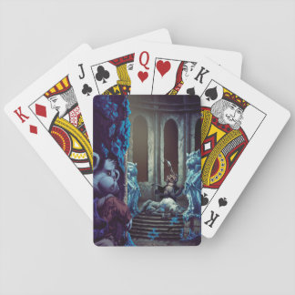 The Throne of Frost Playing Cards