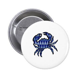 THE TIDAL POOL 2 INCH ROUND BUTTON