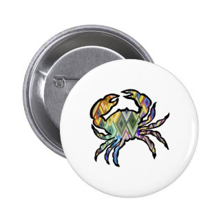 THE TIDE POOLS 2 INCH ROUND BUTTON