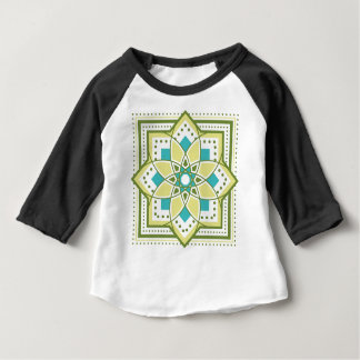 The tile handle raitogurin × emerald which yearns Baby T-Shirt