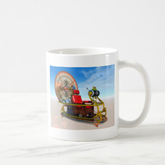 The Time Machine Coffee Mug