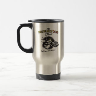 The Time Traveler Commuter Mug