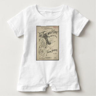 The Time Will Come - Baby Romper