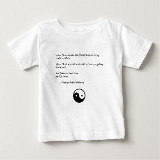 The timeless wisdom of Nisargadatta Maharaj Baby T-Shirt