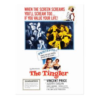 The Tingler Postcard