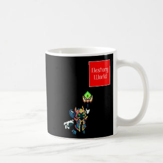 The Tiny Master of Evil Coffee Mug