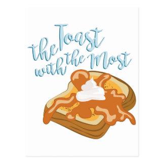 The Toast Postcard