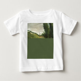 The Toll House by Henri Rousseau Baby T-Shirt