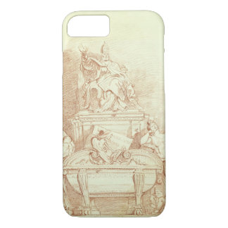The Tomb of Pope Urban VIII (1568-1644) by Gianlor iPhone 7 Case