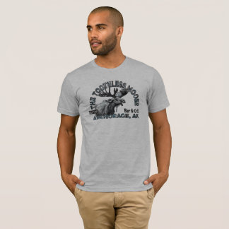 The Toothless Moose Bar and Grill T-Shirt