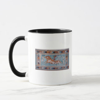 The Toreador Fresco, Knossos Palace, Crete Mug