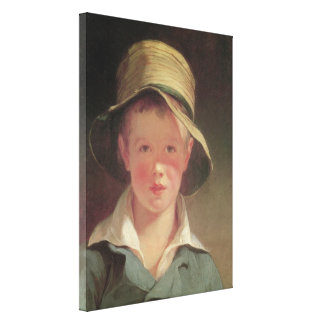 The Torn Hat, 1820 Canvas Prints