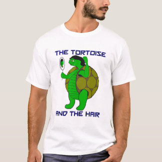 The Tortoise and the Hair T-Shirt