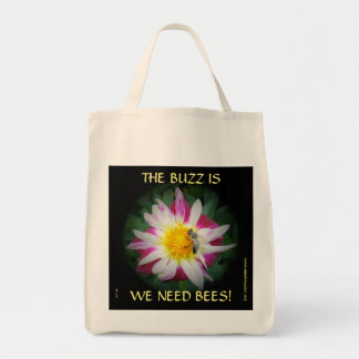 the tote bag for bee lovers