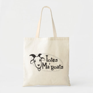 The Totes Ma' Goats Tote Bag