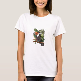 The Toucan Bird With His Beak T-Shirt