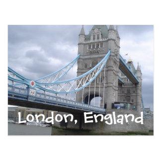 The Tower Bridge Postcard