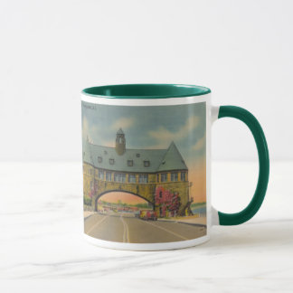 THE TOWERS mug