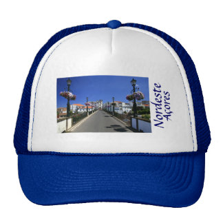 The town of Nordeste - Azores Trucker Hat