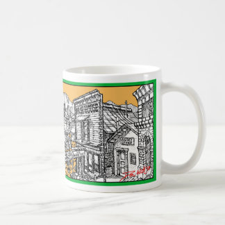 The Town of Tincup Coffee Mug