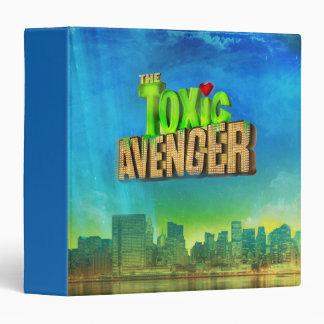 The Toxic Avenger Binder