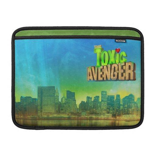 The Toxic Avenger MacBook Air Sleeve