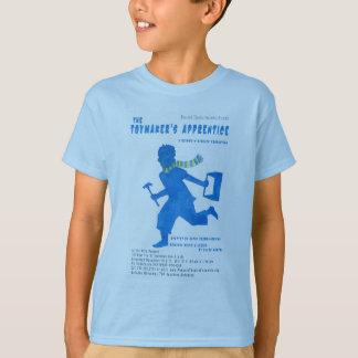 The Toymaker's Apprentice Kids Show T-Shirt