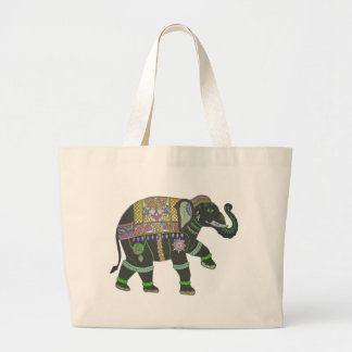 THE TRADITION BEGINS LARGE TOTE BAG