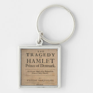 The Tragedy of Hamlet Keychain