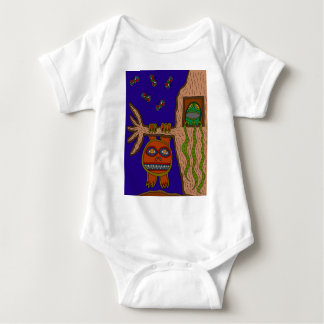 The Tragedy of Romeo and Juliet Baby Bodysuit