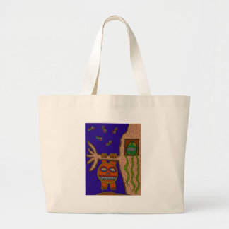 The Tragedy of Romeo and Juliet Large Tote Bag