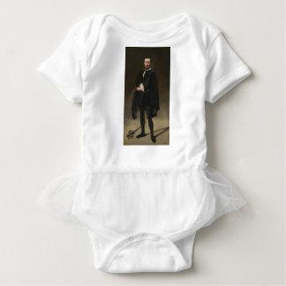 The Tragic Actor Hamlet Baby Bodysuit