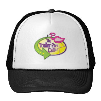 The Trailer Park Cafe Designs Mesh Hat