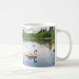 The Tranquil Lake Coffee Mug