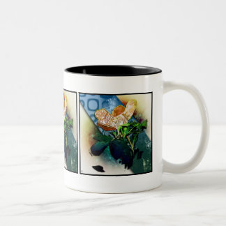 The Tranquil Life Two-Tone Coffee Mug