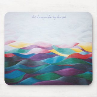 """The Tranquil Sea"" Mousepad"