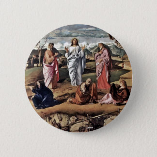The Transfiguration 2 Inch Round Button